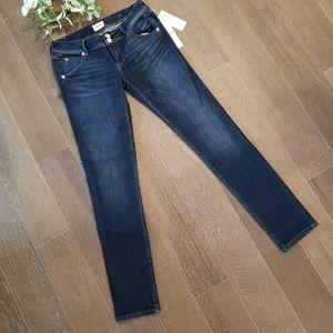 NWT Hudson Collin Skinny Stretch Jeans Size 26